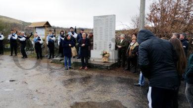 """Photo of Inaugúrase en Chaguazoso (Vilariño de Conso) o monumento á copla """"O caso das Piornizas"""""""