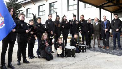 Photo of Concerto de Reis da Banda de gaitas do Concello de O Bolo na residencia