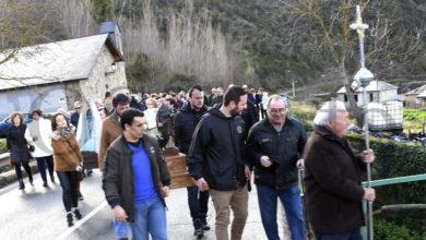 Photo of A localidade de Coedo (O Barco de Valdeorras) celebra a Festa de San Antón