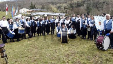 Photo of Uns 600 gaiteiros de 19 bandas participan en Vilariño de Conso na primeira fase do Certame Celtibérico