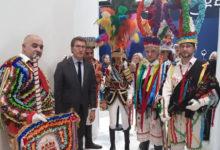 Photo of O Entroido de Vilariño de Conso e de Manzaneda, en Fitur