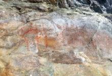 Photo of As pinturas rupestres de Casaio, no VII Congreso Internacional sobre o Neolítico na Península Ibérica