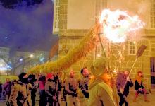 Photo of Castro Caldelas prepárase para celebrar os Fachós