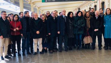 """Photo of O PP pide en Monforte de Lemos """"un servizo de tren de calidade"""""""