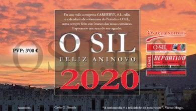 Photo of Non quedes sen o Calendario 2020 de O Sil, útil no día a día