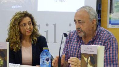 """Photo of Xabier Paz presentará no Barco a súa novela """"Galileo no espello da noite"""""""