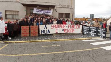 """Photo of Seguen as concentracións """"por unha primaria digna"""" no Barco e na Rúa"""