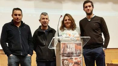 """Photo of O documental """"Mar de Terra"""" de Kepa Junkera, na programación de ViBoMask"""