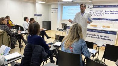 Photo of Primeira reunión do Consello Asesor de Pacientes da área sanitaria de Ourense, Verín e O Barco