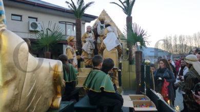 Photo of A cabalgata de Reis percorrerá O Barco o 5 de xaneiro a partir das 17:30h.