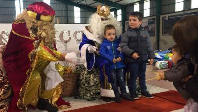 Photo of Visita dos Reis Magos de Oriente a Vilariño de Conso