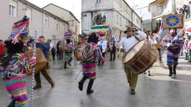 Photo of Boteiros, fulións e Festa do Cabrito o Sábado de Entroido en Vilariño de Conso