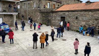 Photo of A Mezquita recrea o xogo dos galos na súa Festa dos Reis