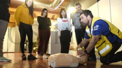 Photo of Curso de primeiros auxilios para monitores de piscina, no Barco