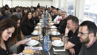 Photo of Unhas 200 persoas desfrutan da III Festa do Cocido Ribeira Sacra en Abeleda (A Teixeira)