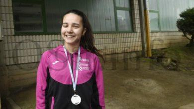 Photo of Os ouros de Inés Docampo e Lola Bouza, entre as 4 medallas do Adas no galego Sub18