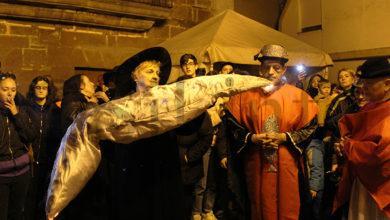 Photo of Velorio, procesión, queima e merenda no Enterro da Sardiña na Rúa