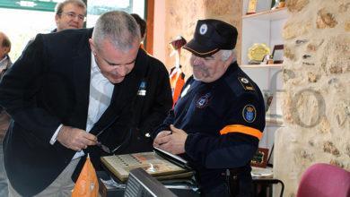 Photo of Inaugúrase a sede da Agrupación de Protección Civil do Concello da Rúa