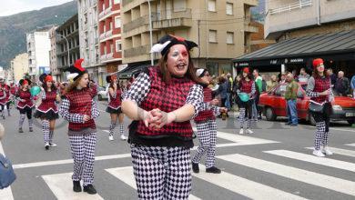 Photo of Confírmase que o desfile de comparsas 2020 da Rúa celebrarase este sábado 29 de febreiro