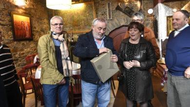 Photo of Homenaxe sorpresa ao anterior alcalde de Petín, Miguel Bautista