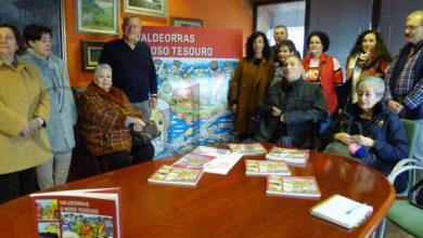 Photo of Un libro de historia valdeorresa que loita contra o cancro infantil