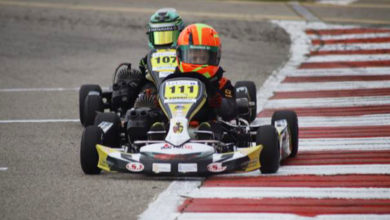 Photo of Cuarto posto para Leo Pérez na súa estrea como alevín no Campionato de Karting de Castela e León