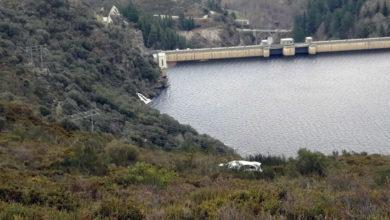 Photo of Un vehículo cae por un desnivel de 50 m en Raigada (Manzaneda)