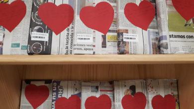 """Photo of A Biblioteca do Barco pon en marcha a campaña """"Cita a cegas cun libro"""""""