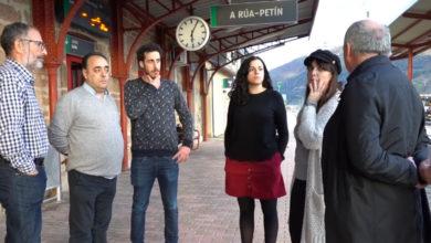 """Photo of O BNG pon en marcha en Valdeorras unha campaña en defensa dun """"tren digno para o interior"""""""