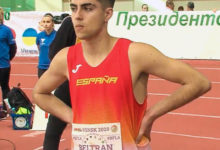 Photo of O atleta vianés Carlos Beltrán Álvarez logra a medalla de prata no Encontro Internacional sub20 de pista cuberta