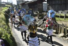 Photo of Os Felos percorren as aldeas da serra de San Mamede