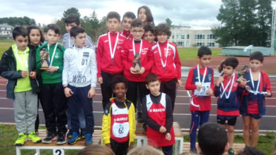 Photo of Once podios para o Club Adas no Campionato provincial de campo a través-Xogade