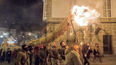 Photo of A Festa dos Fachós de Castro Caldelas, declarada de interese turístico galego
