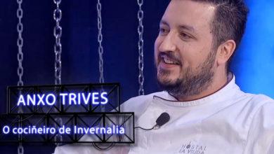 """Photo of O cociñeiro Anxo Trives, no novo programa """"Hai caldo"""" da televisión galega"""