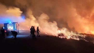 Photo of Incendios forestais en San Xoán de Río e Castiñeira (Vilariño de Conso)
