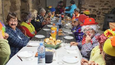 Photo of Cea de mulleres e fulión no Xoves de Comadres da Mourela p'acá (Manzaneda)