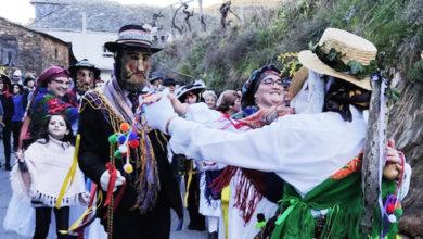Photo of Os Mazcaraos volven percorrer Pombriego