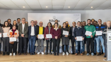 Photo of 81 adegas do Ribeiro reciben os certificados do produto conforme á norma UNE-EN-ISO/IEC 17065