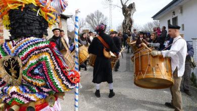 Photo of Vilariño de Conso prepárase para o día grande do seu Entroido, o 22 de febreiro