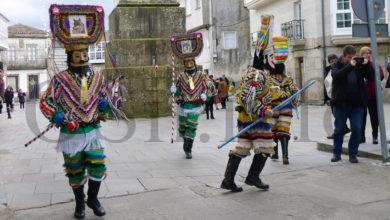 Photo of Vídeos do  XVI Desfile de Folións de Trives, organizado por Os Labregos