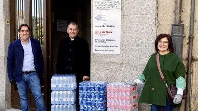 Photo of Os albergues municipais de Ourense e os voluntarios que loitan contra a propagación do coronavirus reciben material doado por empresas e particulares