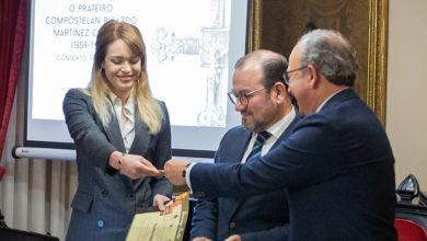 Photo of A barquense Ana Pérez Varela gana o VI Premio Domingo Fontán de investigación