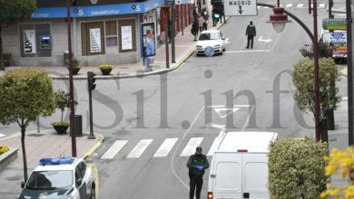 Photo of Labores de control da Garda Civil no Barco