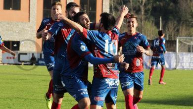Photo of O C.D. Barco vence ao filial do Lugo en Calabagueiros