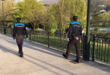 Photo of A Policía Local mantén o labor de vixilancia no Barco