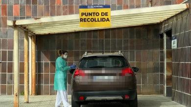 Photo of O CHUO acolle un punto fixo de recollida de mostras para o test do Covid-19 sen baixar do coche