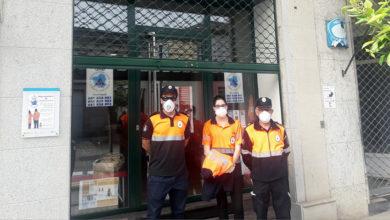 Photo of Protección Civil da Rúa aumenta a axuda á poboación durante o confinamento