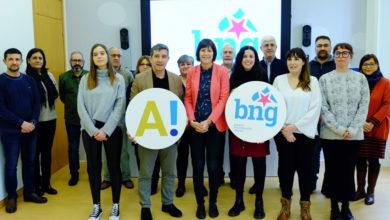 """Photo of Ana Pontón: """"Vai ser Ourense onde o PP perda a súa maioría absoluta"""""""