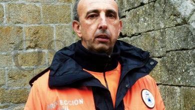Photo of Clemente Pérez, reelixido presidente da Asociación Provincial de Agrupacións de Protección Civil de Ourense