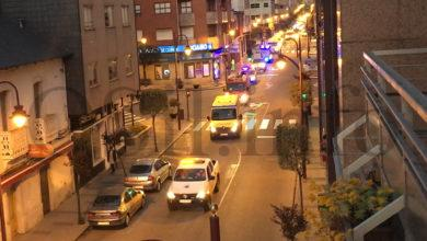 Photo of Vídeos da homenaxe dos servizos de emerxencias e dos corpos de seguridade do Barco ao persoal do Hospital de Valdeorras
